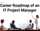 Career Roadmap of an IT Project Manager