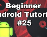 Learn how to build your first Android application - Part 4