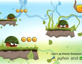 Learn to create Computer games with python and pygame