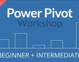 Power Pivot Workshop Beginner + Intermediate Bundle