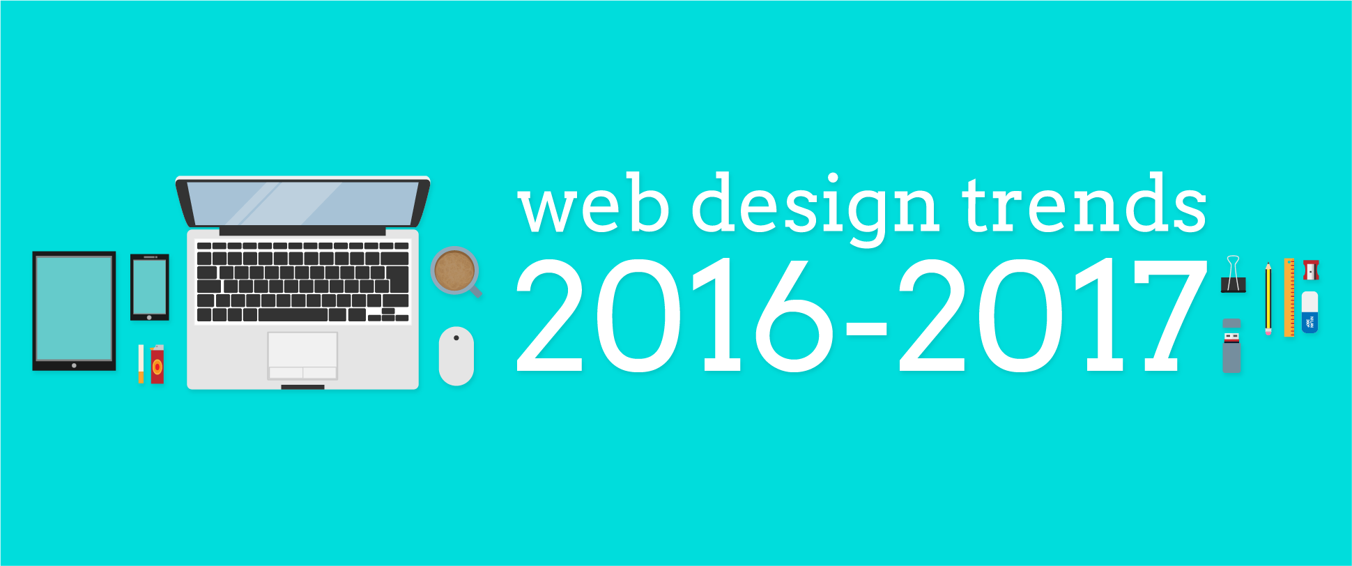 New Trends for Web Design in 2017 - Image 1