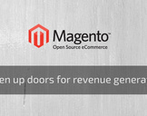 Magento-Ready to upsurge your eCommerce website development<br><br>