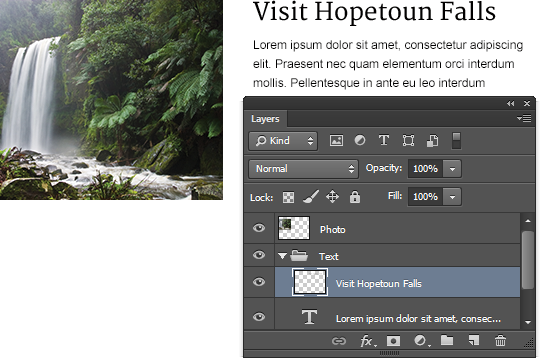 Tips for easy PSD to HTML conversion - Image 2