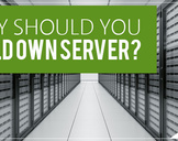Why should you build your own server?