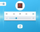 Creating an MP3 Player with Adobe Flash