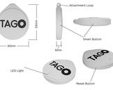 Tago: A Smart Anti-Lost Device