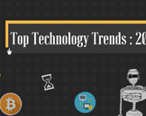 Top 5 tech trends that will drive innovation in 2018