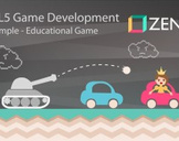 HTML5 Mobile Game Development by Example - Educational Game
