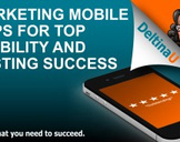 Marketing Mobile Apps for Top Visibility and Lasting Success