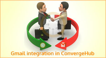 The coming together of CRM and Gmail - Image 1