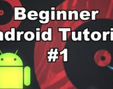 Learn how to build your first Android application - Part 1