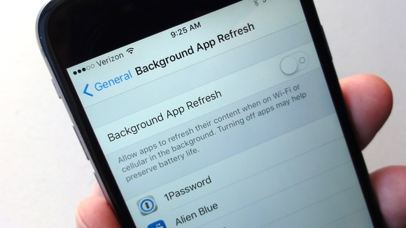4 ways to take charge of iOS's Background App Refresh feature - Image 3