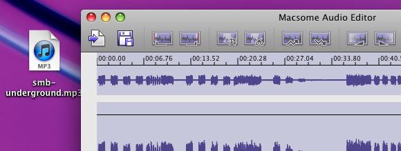 Audio Editor For Mac
